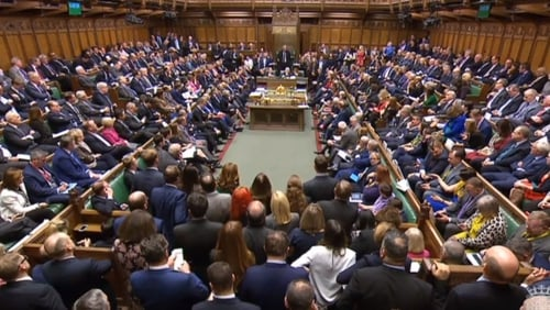 MPs overwhelmingly defeated Theresa May's Brexit deal