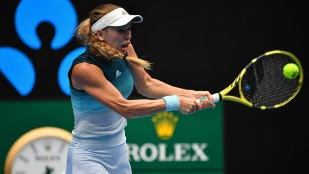 Australian Open: Halep sees off Kenin to reach last 32