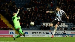 Joselu scores for Newcastle