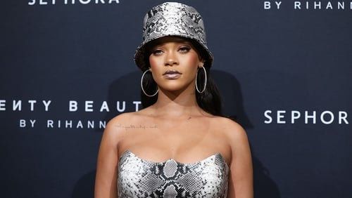Rihanna: rolling in the dosh