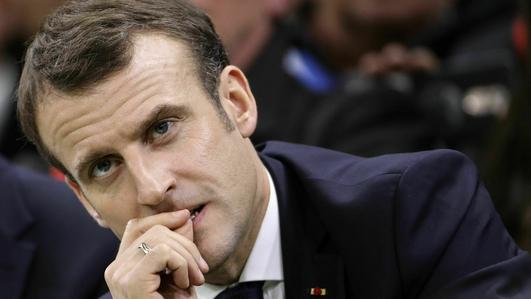 John Maguire, France 24, Páras.