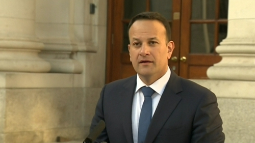 Leo Varadkar releases statement on Brexit deal agreed between European Union  and UK