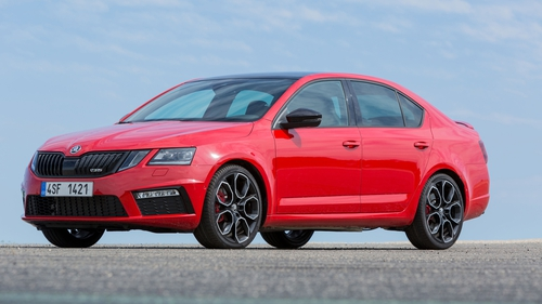 The Skoda Octavia dropped only 22 per cent in value over three years.
