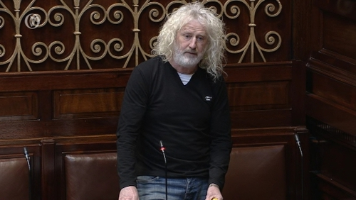 Mick Wallace said waiting times for primary care-based psychology services was now over three years