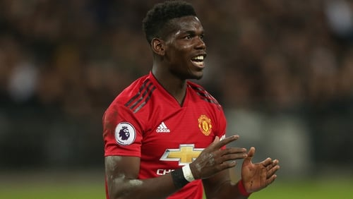 Paul Pogba's form has been much improved under Ole Gunnar Solskjaer