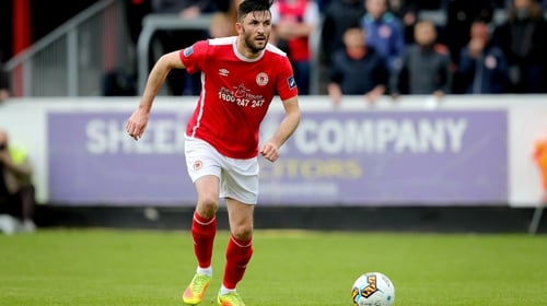 Killian Brennan has retired from the League of Ireland