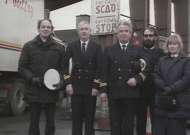 Border Customs Officers (1992)