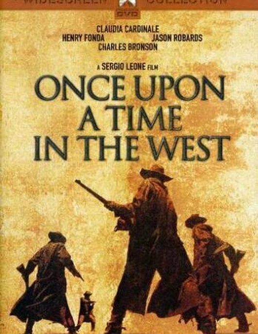 Once Upon A Time In The West, a talk by Sir Christopher Frayling at NUI Galway