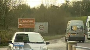 Six One News (Web): Brexit uncertainty increases border fears