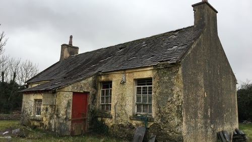 Máistir Gaoithe National School in Kerry, one of the schools featured in the book