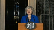 RTÉ News: British Prime Minister Theresa May says time to deliver on Brexit