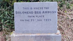 """What Soloheadbeg represented was the latest stage in an ever-growing tension between a militant minority and their more moderate nationalist counterparts over Ireland's future direction"" Photo: Irish War Memorials http://www.irishwarmemorials.ie"