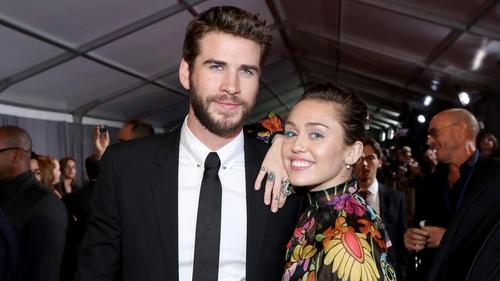 Miley Cyrus denies pregnancy rumours