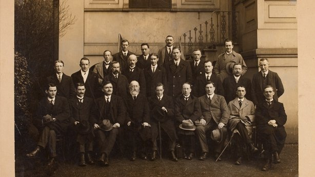Members of the first Dail