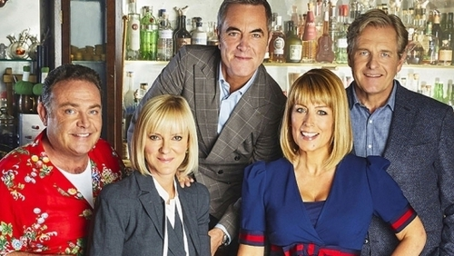 The Cold Feet crew
