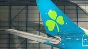 The changes include a new version of the shamrock logo and new paint for the aircraft