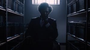 Samuel L Jackson reprises his role as Elijah Price aka Mr Glass