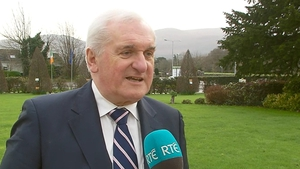 Bertie Ahern says it takes 'soft, quiet diplomacy' to negotiate