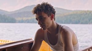 Robert Sheehan in The Song of Sway Lake