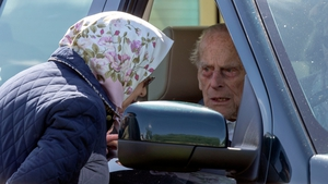 The Duke of Edinburgh is keen to be behind the wheel despite his advancing years