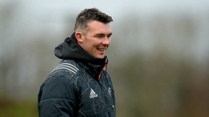 Peter O'Mahony has been passed fit after suffering a rib injury against Gloucester