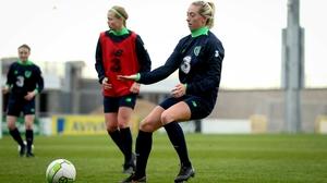Megan Connolly returns to the Irish squad