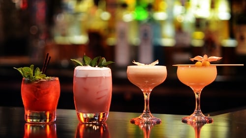 Time for a tipple?
