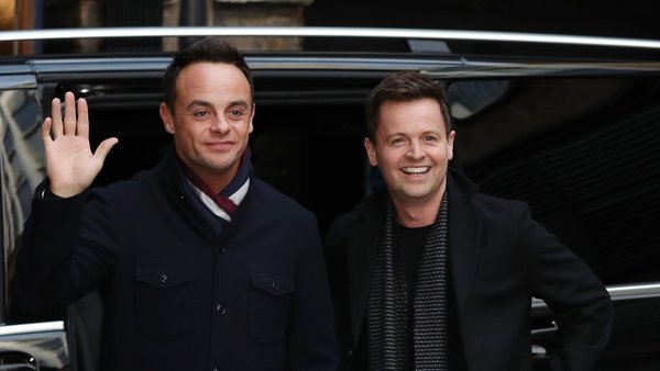 Ant and Dec returning to Britain's Got Talent this weekend