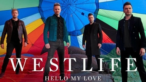 Westlife: hot air fails to raise them up to the top