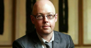 John Boyne features in the Arena live special