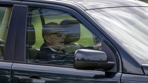 A collision involving Britain's Prince Philip has sparked debate around drivers age