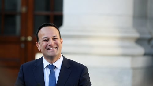 Leo Varadkar is the youngest ever person to hold the office of Taoiseach
