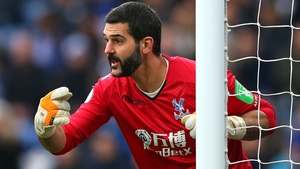 Julian Speroni is the oldest current player in the Premier League.