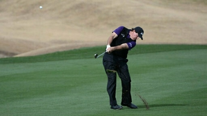 Phil Mickelson is two shots clear of Australian challenger Curtis Luck