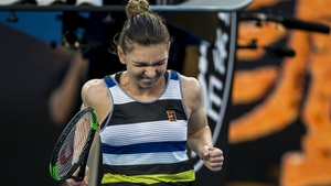 French Open champion Simona Halep was the finalist in Melbourne in 2018, but came to the year's first grand slam after playing only one match since September