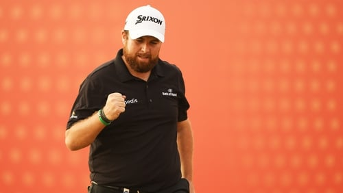Shane Lowry finishes strong to win Abu Dhabi HSBC Championship