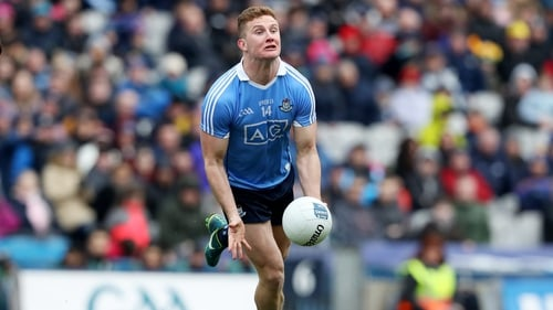 The GAA's handpass rule will not apply for the league