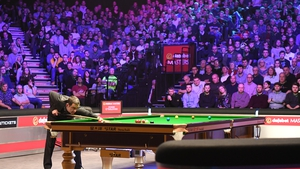 Ronnie O'Sullivan is through to another Masters final