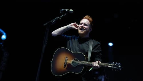 Gavin James in vinyl countdown to very special live gig