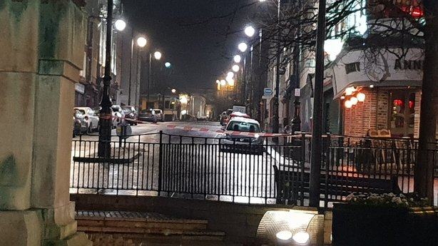 'Car Bomb' Explodes at Londonderry Court, Irish Republicans Suspected