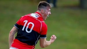 James Taylor kicked UCC to victory at Garryowen