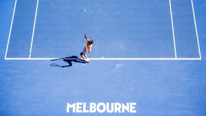 The 2009 champion was relentless at Rod Laver Arena, claiming the first two sets in an astonishing 51 minutes