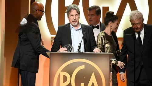 'Green Book' wins top feature film award from the Producers Guild