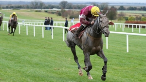 Tout Est Permis ensured a double for Noel Meade and jockey Sean Flanagan