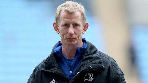 """Leo Cullen: """"It's a long way away but we'll try and make a plan as well as we possibly can."""""""