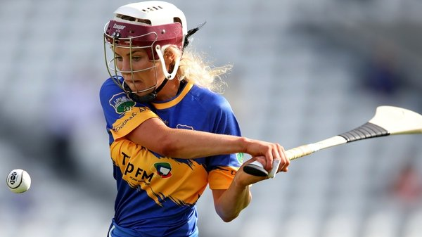 Orla O'Dwyer rattled home a hat-trick of goals for Tipp