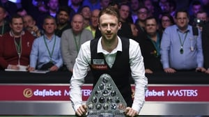Judd Trump finally landed another major title