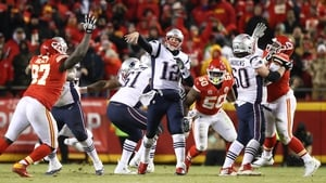 Tom Brady did what he does best against the Kansas City Chiefs