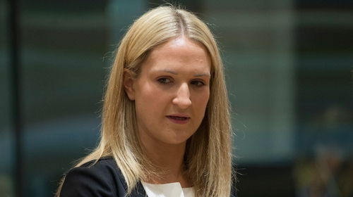 Helen McEntee said the aim of the bill was to make the legal system more efficient
