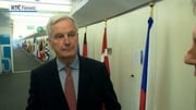 RTÉ News: Exclusive - Michel Barnier says Withdrawal Agreement 'best deal possible'